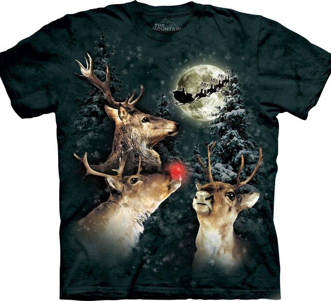 3 Reindeer Moon Adult