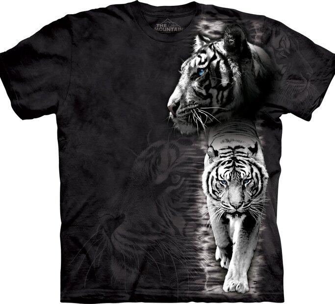 White Tiger Stripe