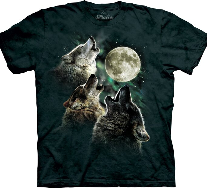 Three Wolf Moon Adult