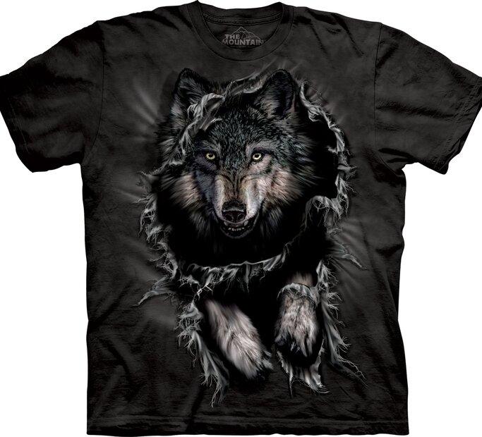 Tričko Vlk Shade