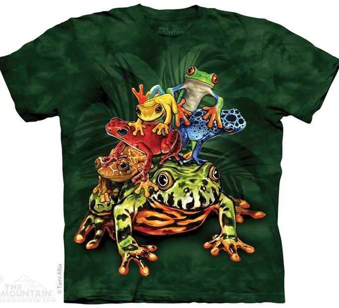 T-Shirt Froschkumpels