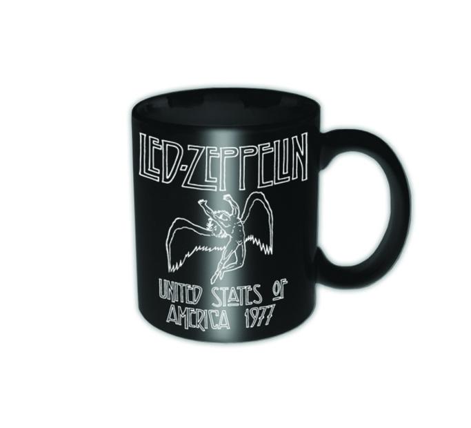 Keramický hrníček Led Zeppelin 77 Us Tour