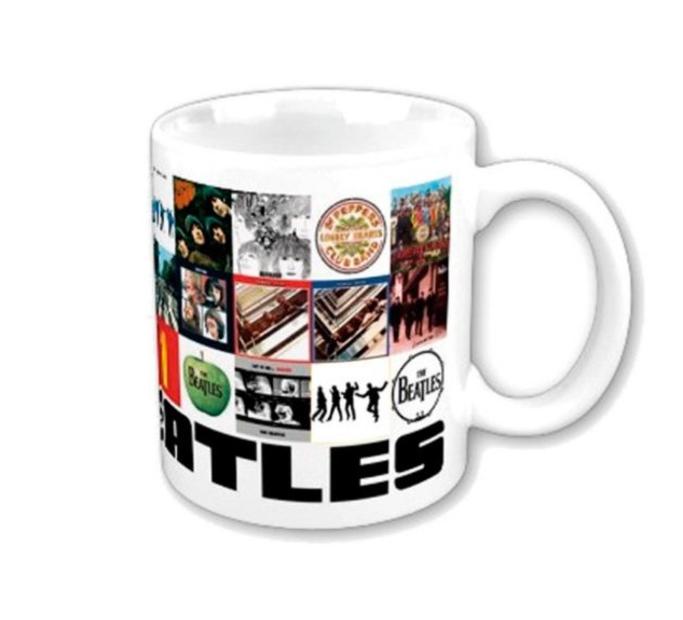 Keramický hrníček The Beatles Chronology