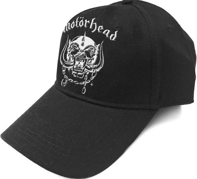 Čierna šiltovka Motorhead Warping