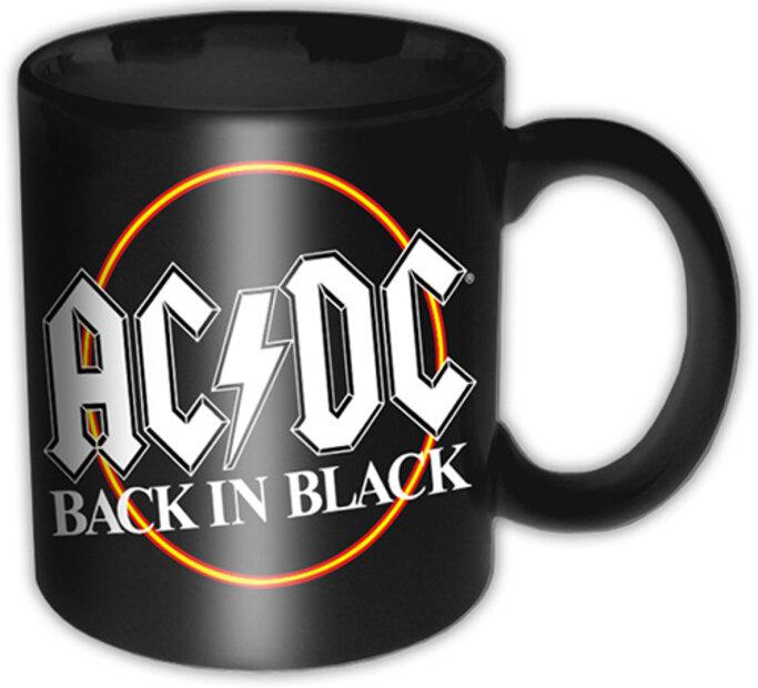 Keramický hrnček AC/DC Back in Black Circle