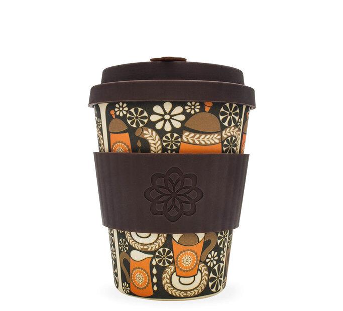 Bambusový ecoffee cup Vôňa rannej kávy