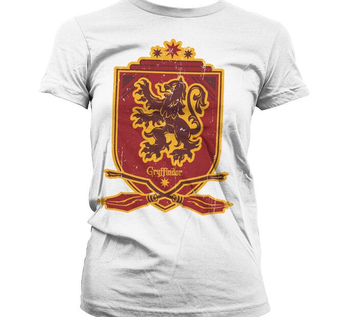 Dámske tričko Harry Potter Erb Chrabromilu