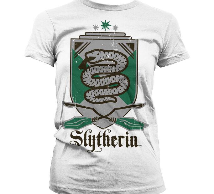 Dámske tričko Harry Potter Slizolin