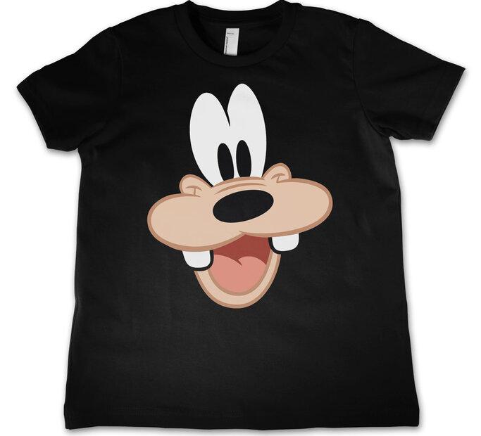Detské tričko Goofyho Tvár