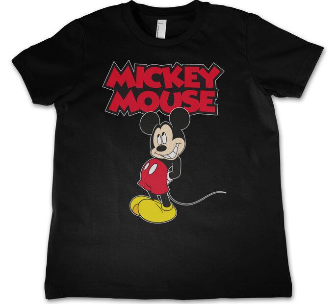 Detské tričko Malý Mickey Mouse