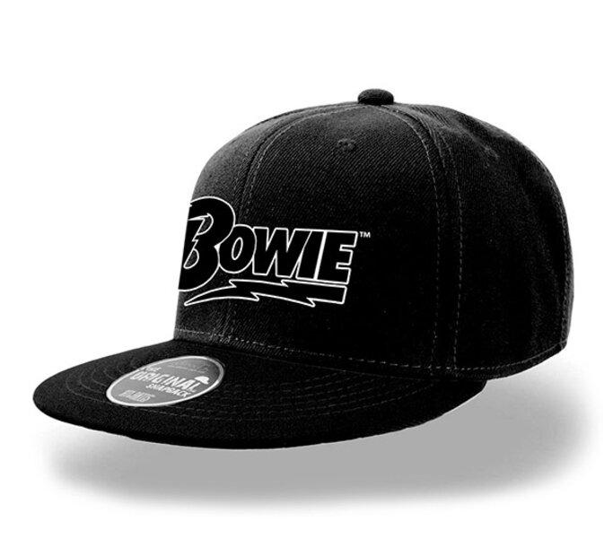 Snapback David Bowie Logo