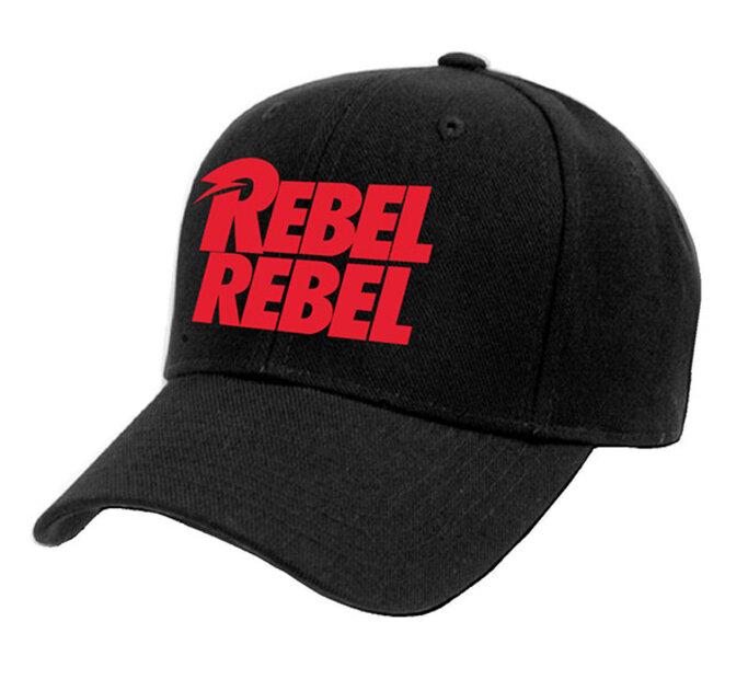 Šiltovka David Bowie Rebel Rebel