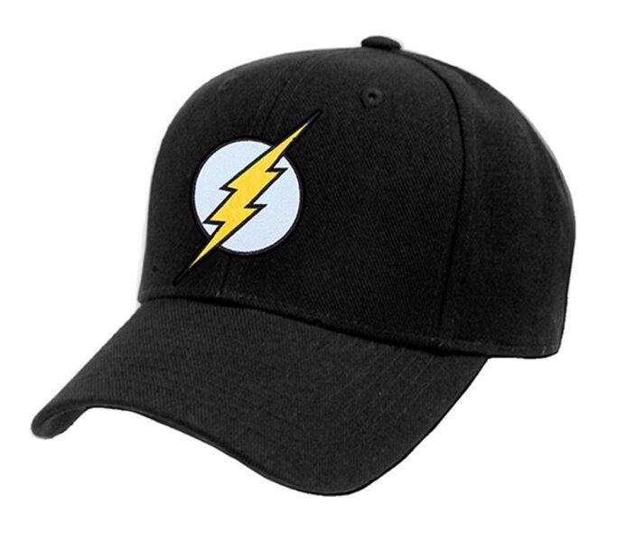 Šiltovka Flash Logo