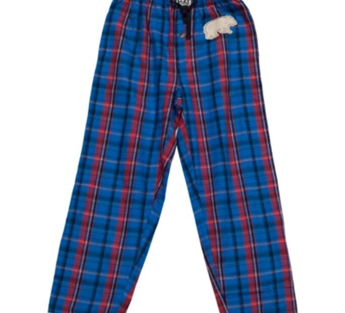 Ausverkauf Top Qualität verkauft Herren Pyjamahose Flanell Bär | Dedoles