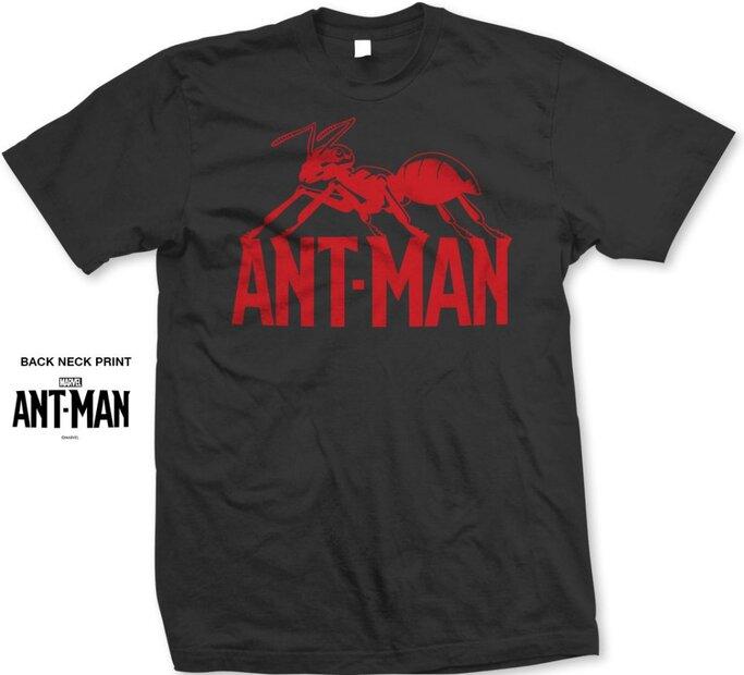 Tričko Marvel Comics Ant Man Logo