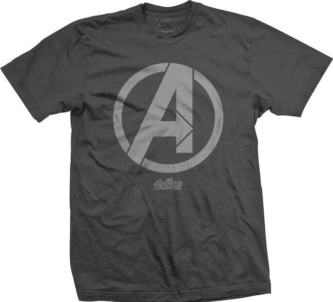 Tričko Marvel Comics Avengers Infinity War A Icon
