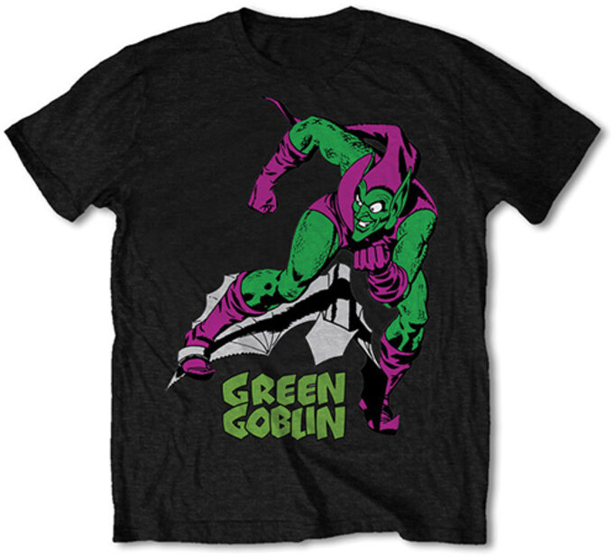 Tričko Marvel Comics Green Goblin