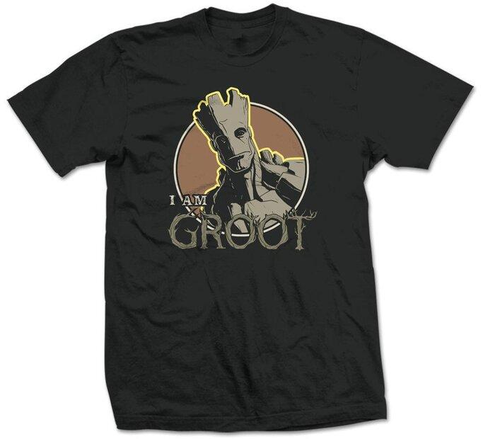 Tričko Marvel Comics Guardians of the Galaxy Groot