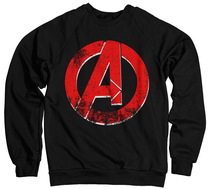 Mikina bez kapucne Marvel Comics The Avengers Logo