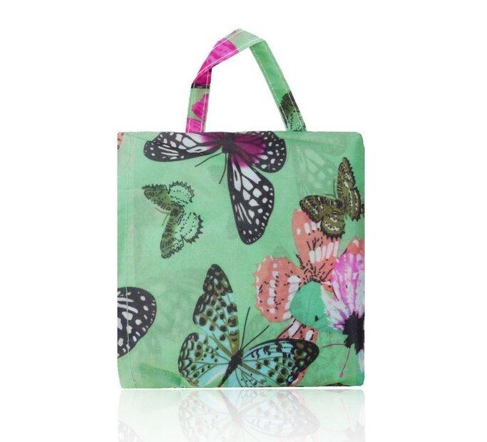 Nákupná taška Green butterfly
