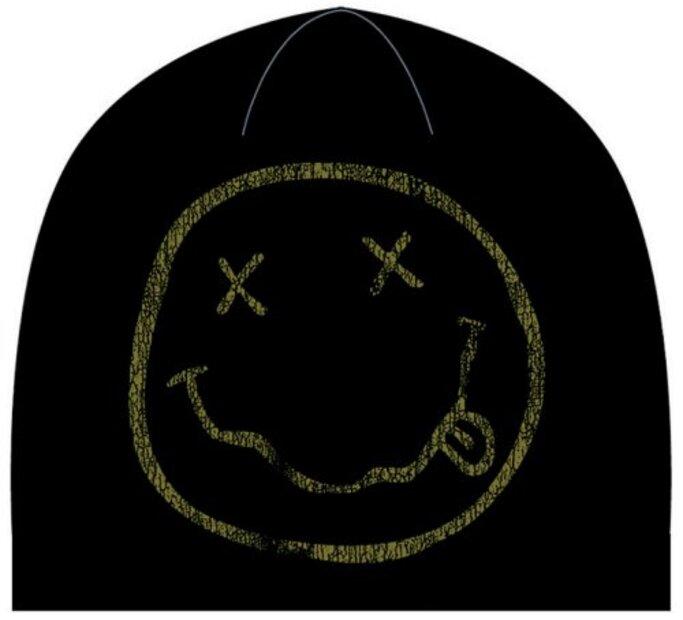 Beanie čiapka Nirvana Smiley