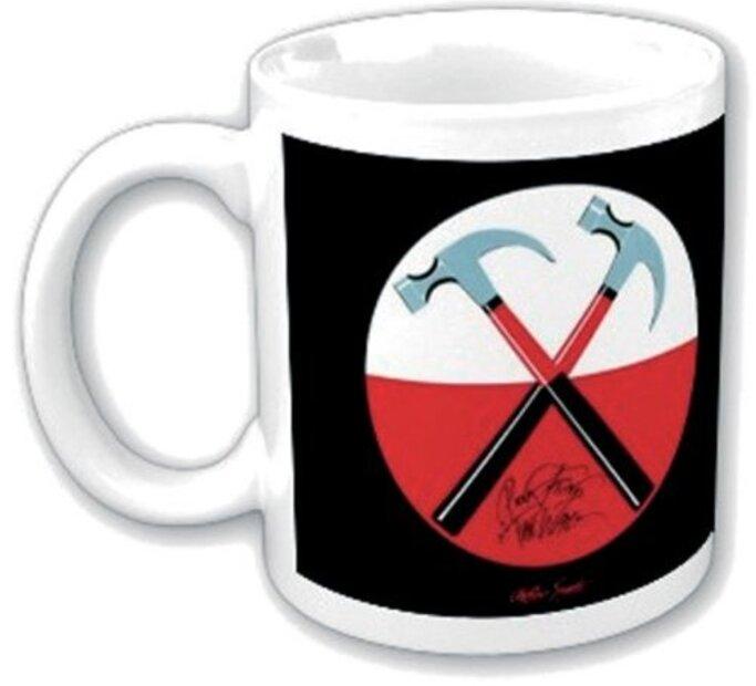 Keramický hrníček Pink Floyd The Wall Hammers Logo