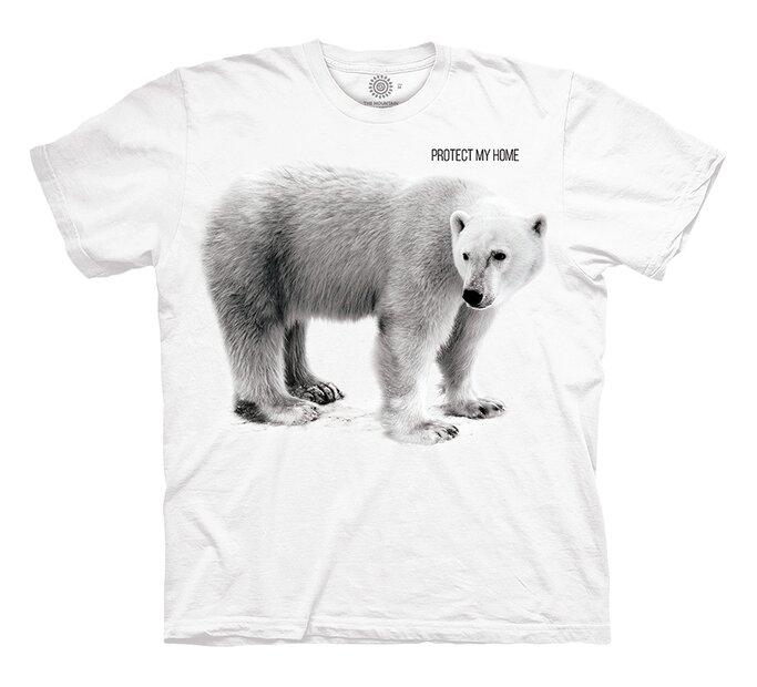 Tričko Protect Ohrozený Polárny medveď