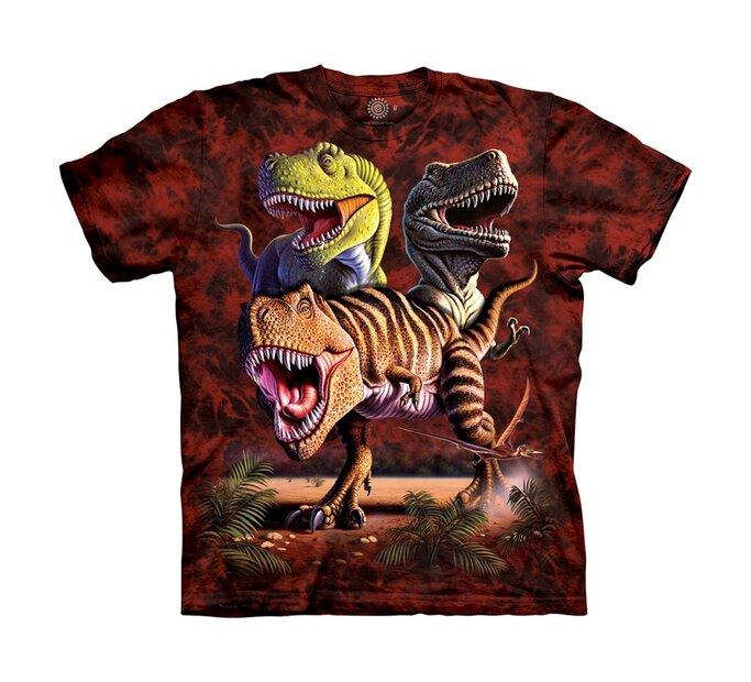 Tričko pre batoľa Tyrannosaurus rex