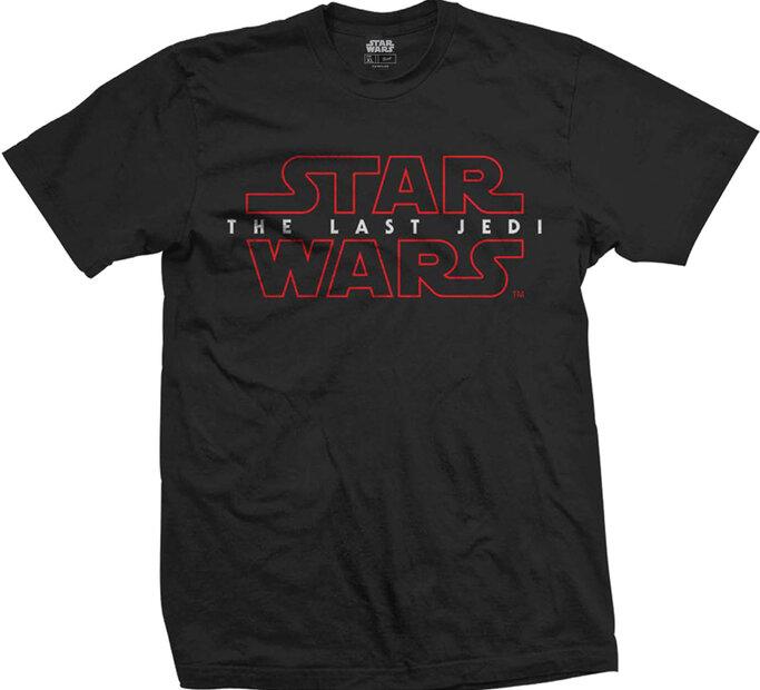 Tričko Star Wars Episode VIII The Last Jedi Logo