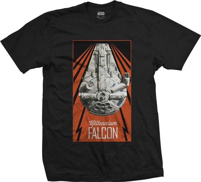 Tričko Star Wars Solo Falcon Flash
