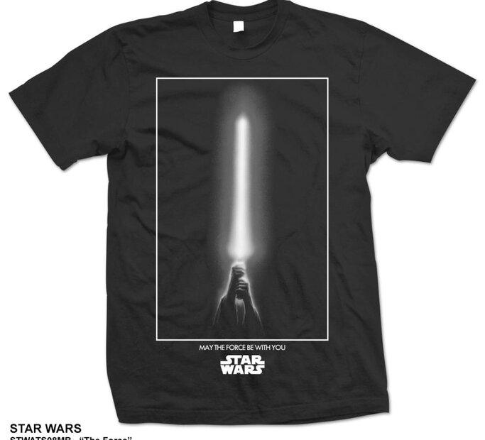 Tričko Star Wars The Force