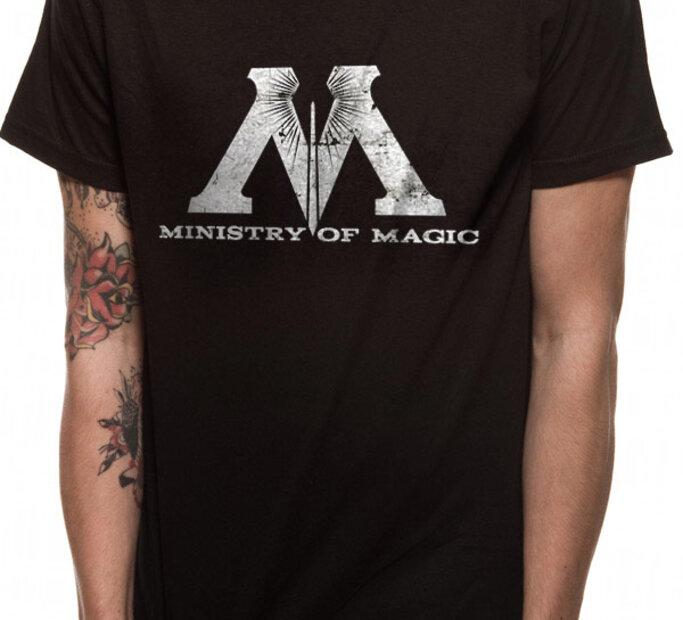 Tričko Harry Potter Ministerstvo mágie