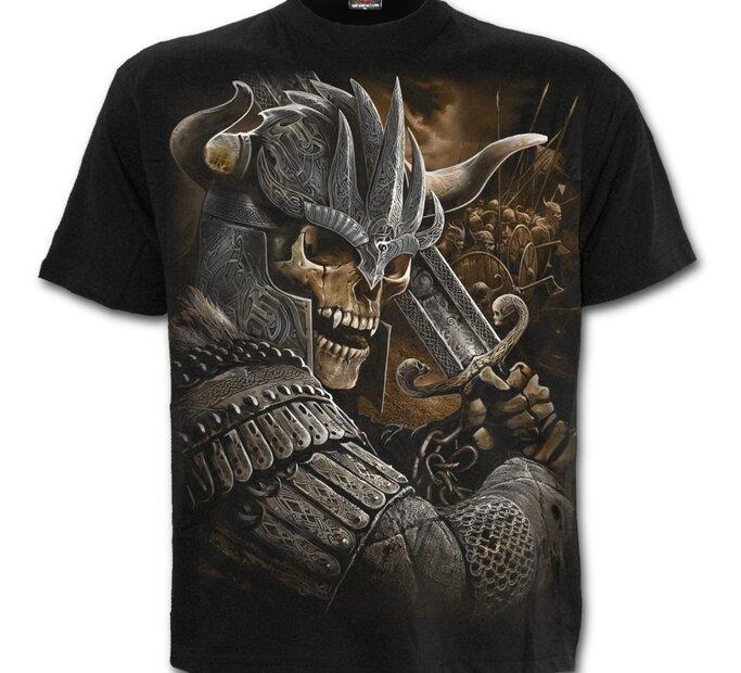 Tričko Vikingský bojovník