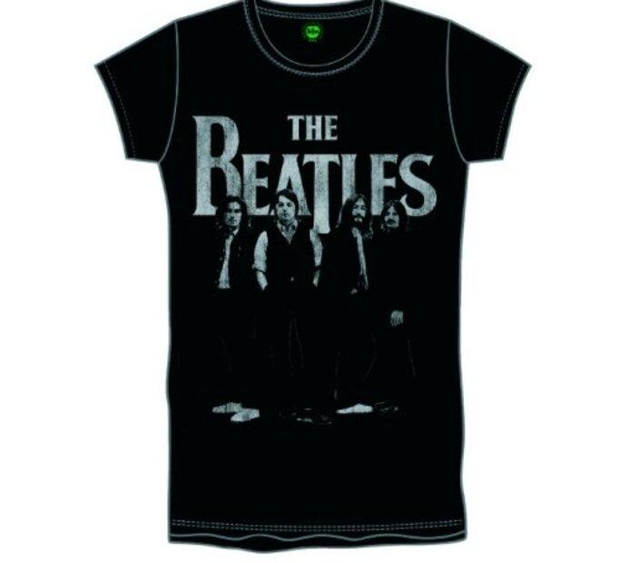 Detské tričko The Beatles Let It Be studio