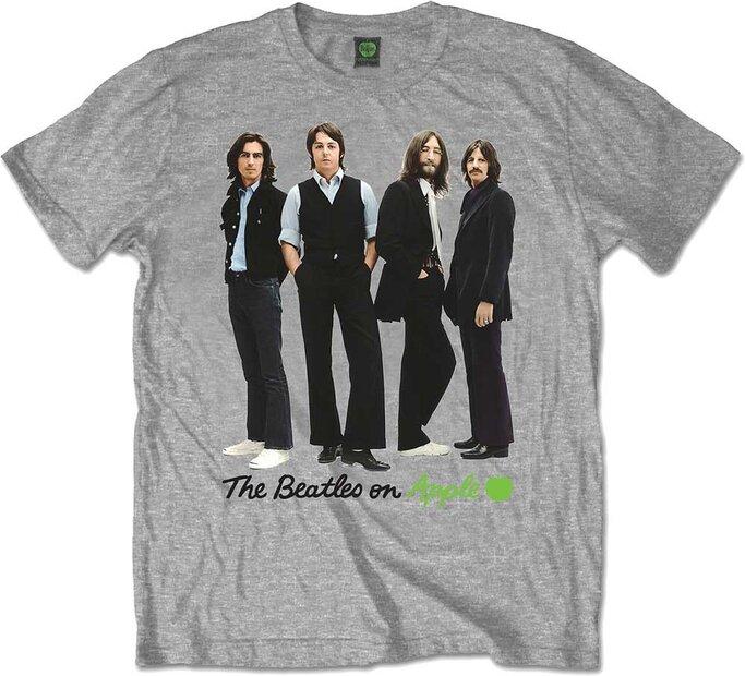 Tričko The Beatles Iconic Colour