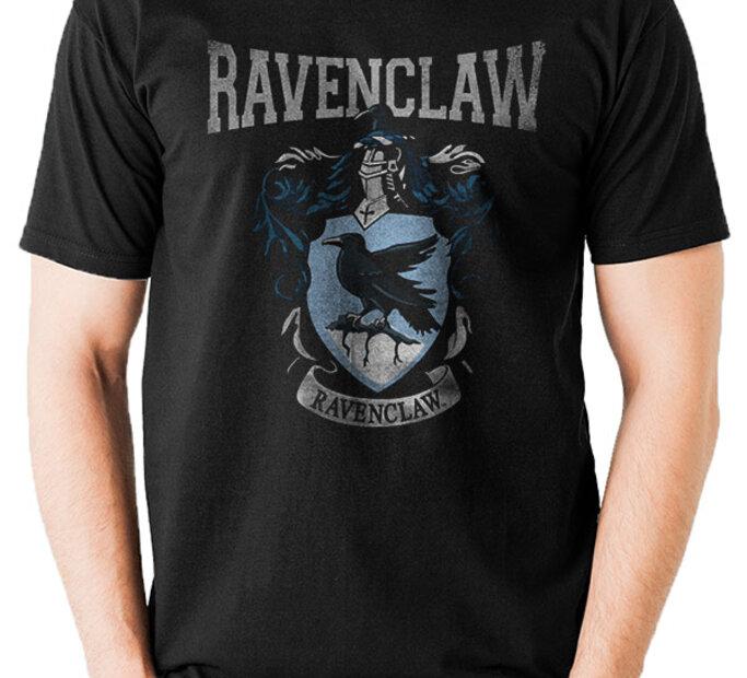 Tričko Harry Potter - Univerzitný erb Bystrohlavu