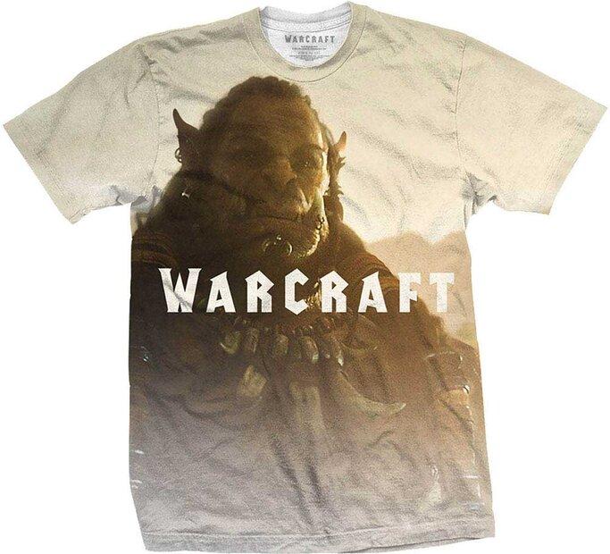 Tričko World of Warcraft Durotan Fade