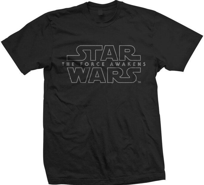 Tričko Star Wars Episode VII Force Awakens Logo