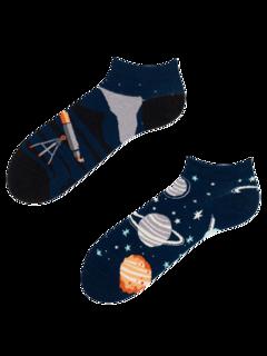 Lustige Knöchelsocken Kosmos