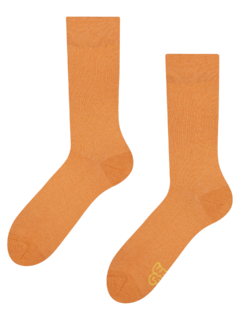 Chaussettes en coton recyclé Ambre