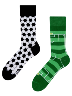 Lustige Socken Fußball