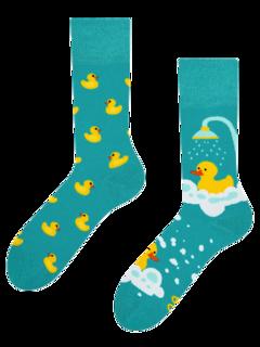 Lustige Socken Entchen