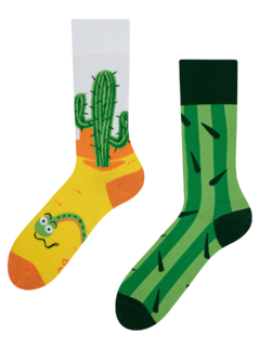 Good Mood Regular Socks Cactus