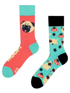 Good Mood Socks - Pug Life