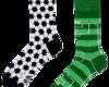 Original gift Chaussettes Joyeuses Football
