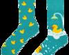 Pre dokonalý a originálny outfit Good Mood Regular Socks Ducks