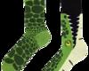 Sale Good Mood Socks - Crocodile