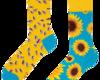 Pre dokonalý a originálny outfit Good Mood Socks - Sunflower