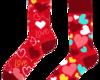Sale Good Mood Regular Socks Hearts