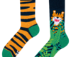 Lifestyle photo Good Mood Socks - Tiger